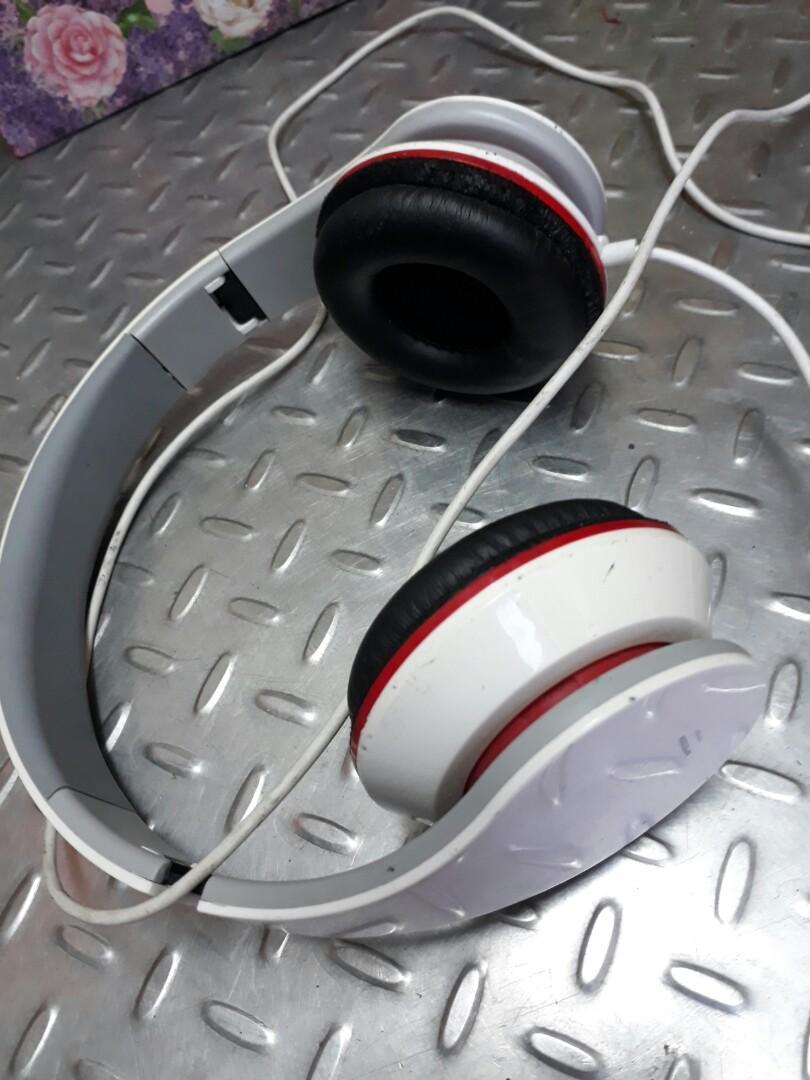 全罩式有線 耳機