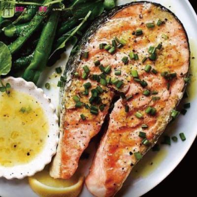 雜貨店 / 巨大厚切鮭魚6片(450g/片+-10%包冰10%)