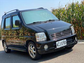 鈴木 Suzuki wagon 碗公 1.2 日規 原裝 進口 自售