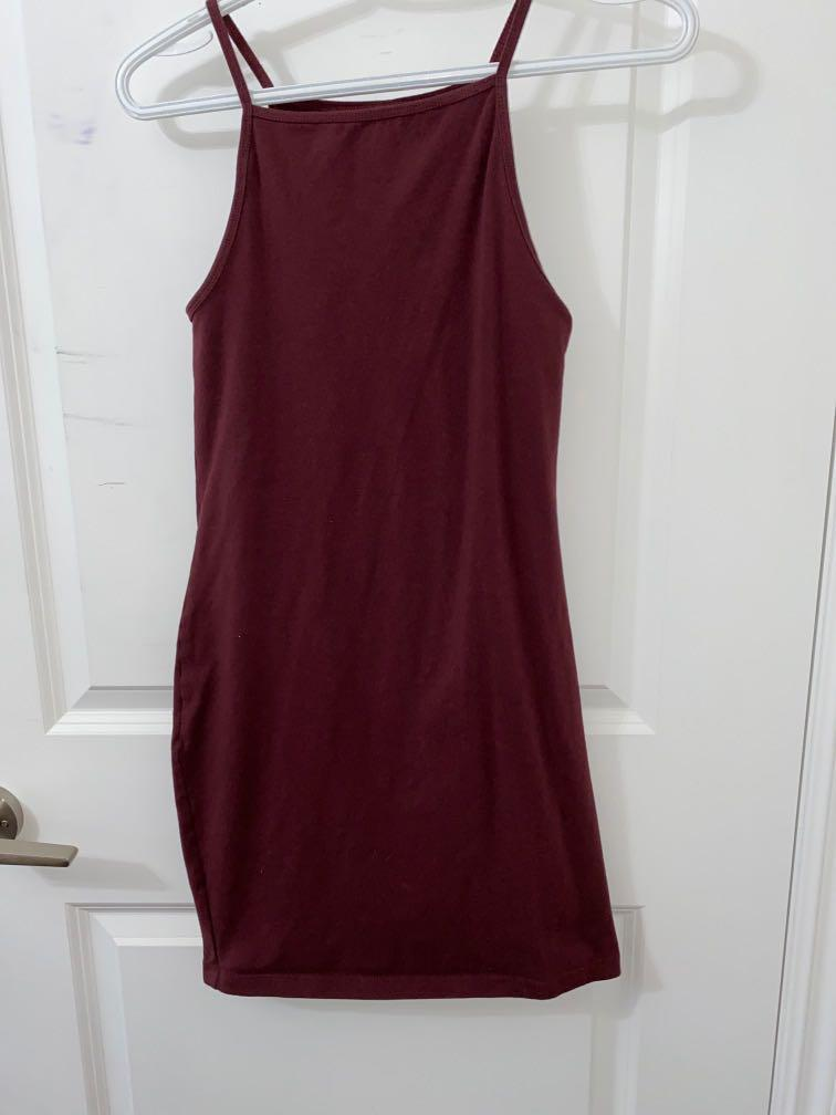 American Apparel L Dress