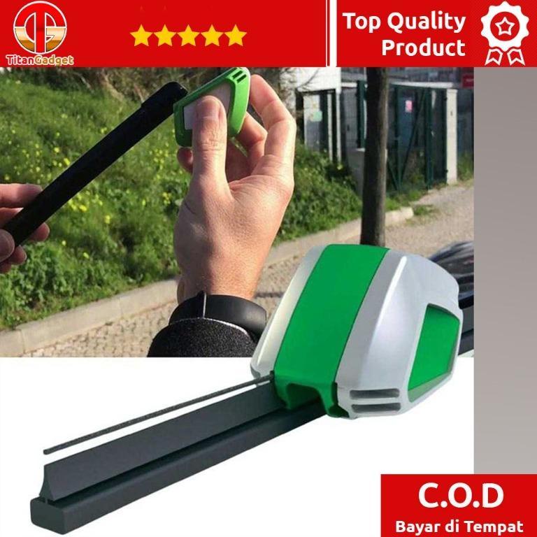 Autos Alat Reparasi Wiper Mobil Scratch Wiper Blade Repair Kit - C3778 Titangadget
