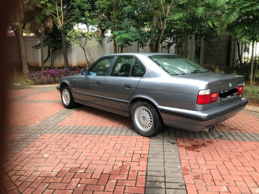 BMW E34 530i