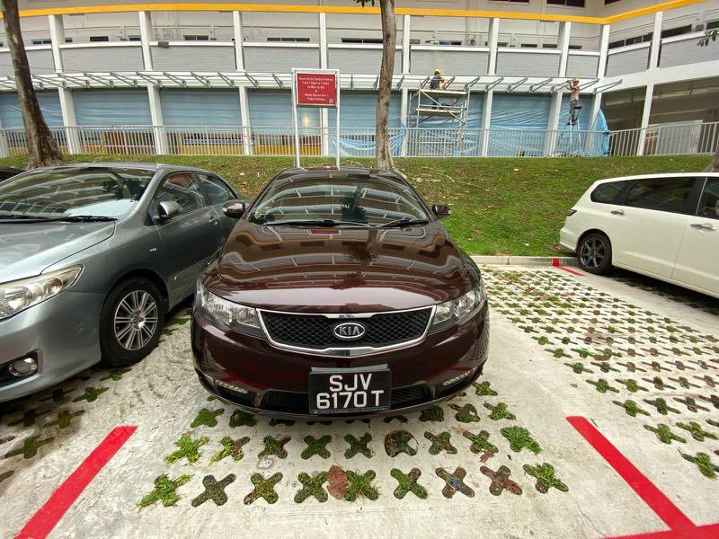 CNY Kia Cerato for Rent!!! $688