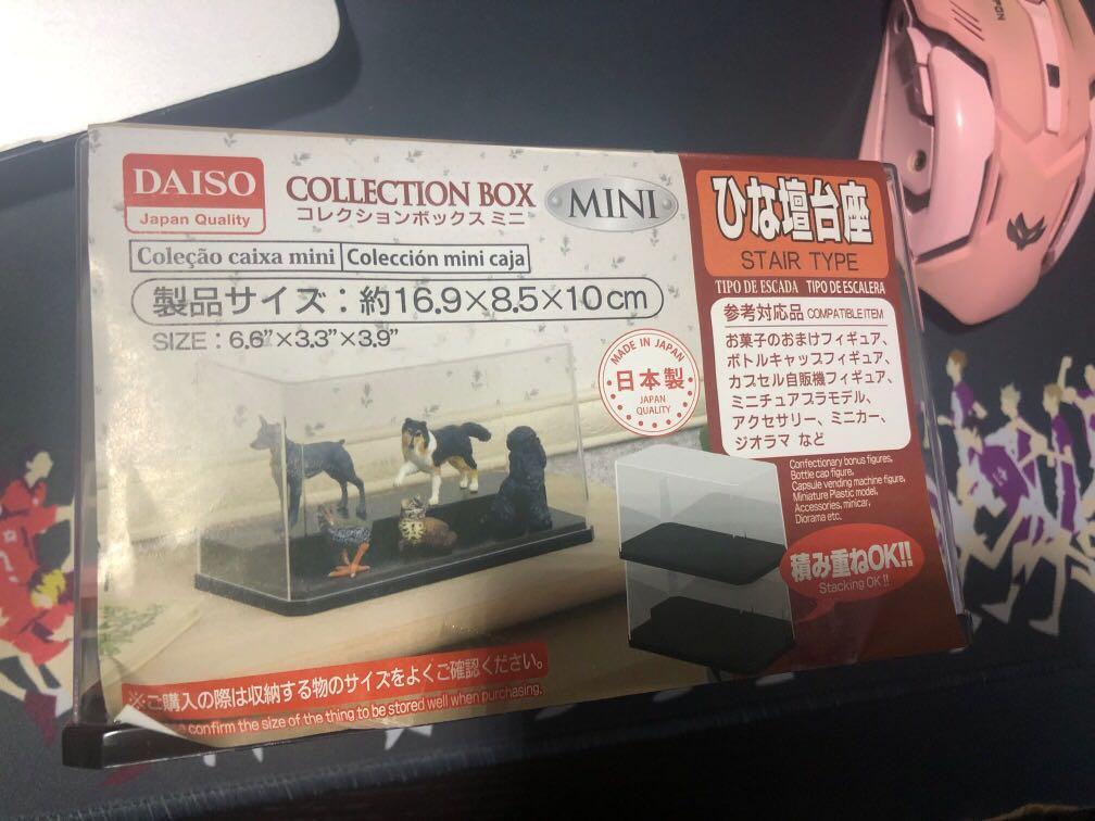 Daiso acrylic box