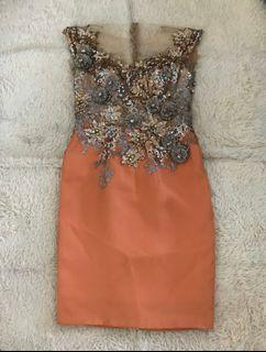 Design by Leena party dress