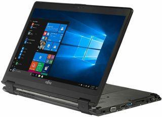 Fujitsu LIFEBOOK P728、觸控12.5寸、i5-8250U、16GB RAM、512GB SSD、視訊、指紋、手寫筆 - 展示品