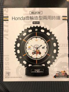 Honda 齒輪造型兩用時鐘