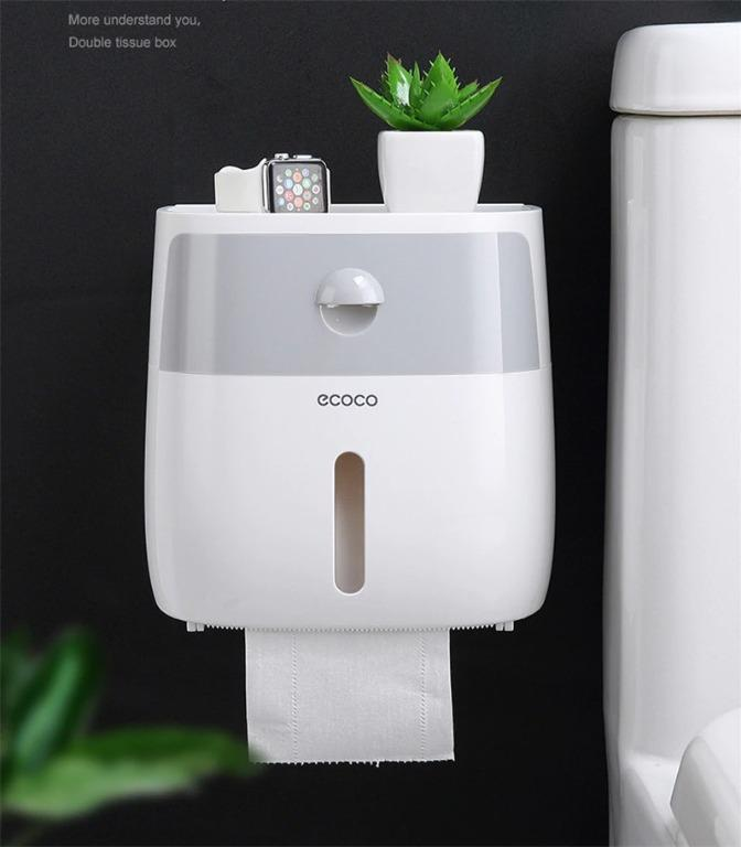 Kotak Tisu Multifungsi Box Dispenser - F2432