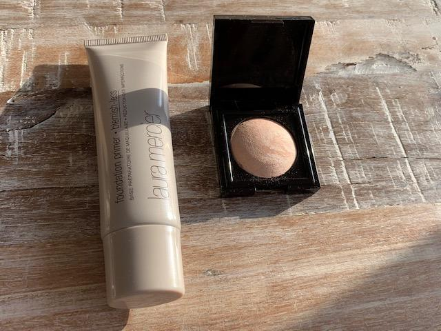 Laura Mercier Primer and Highlighter duo on Sale!