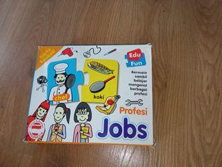 Learning jobs