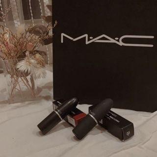 MAC專櫃購入口紅