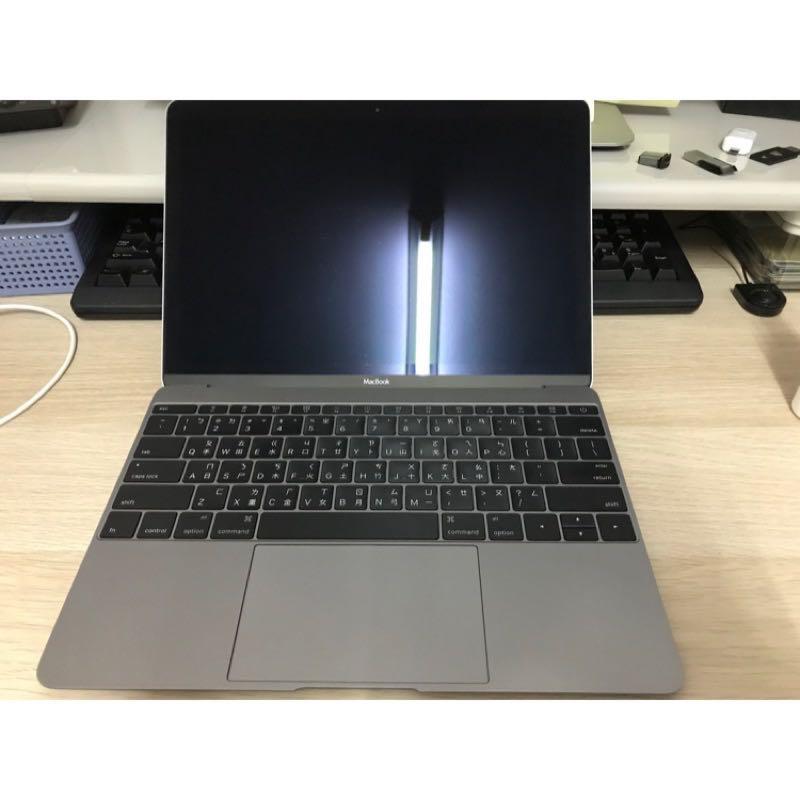 MacBook 12吋 2016年版 Intel m5/8G/512g