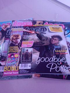 Majalah harry potter, special edition bobo