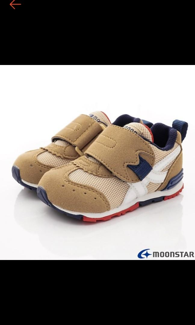 Moonstar機能矯正童鞋 13cm