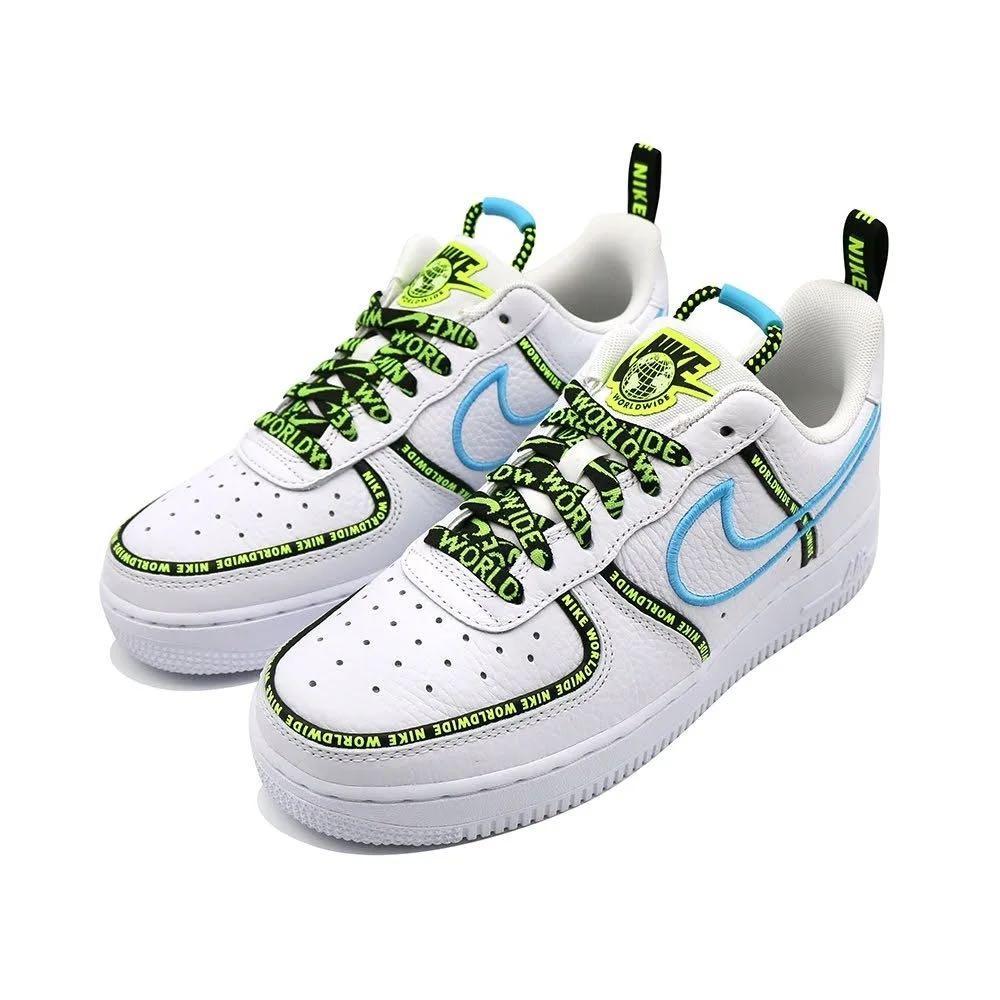 Nike Air Force 1 07 Worldwide 男鞋 運動休閒鞋
