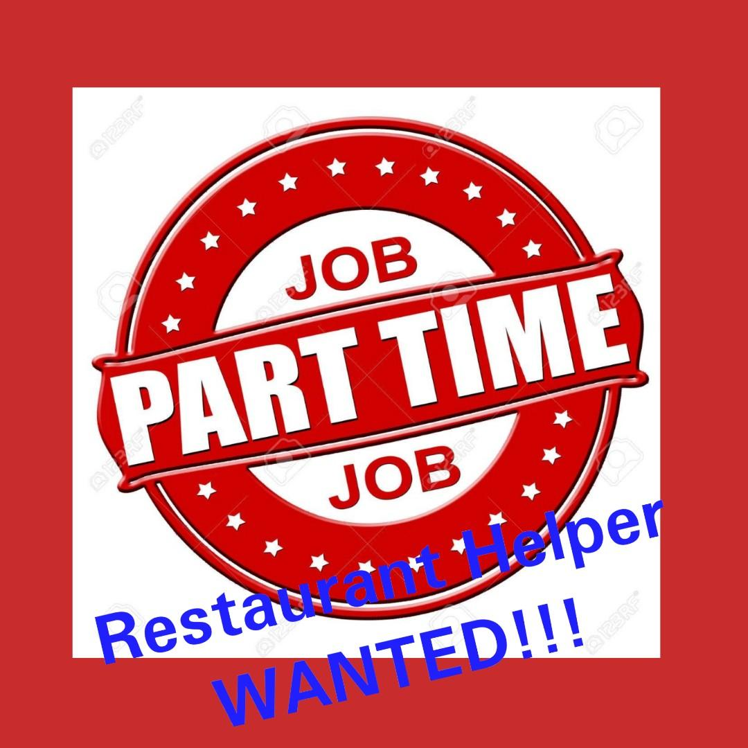 Part time Wanted!