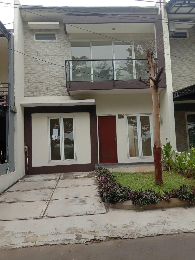 Rumah mewah siap huni cicilan ringan free BPHTB KPR dll dekat pintu tol Cimanggis