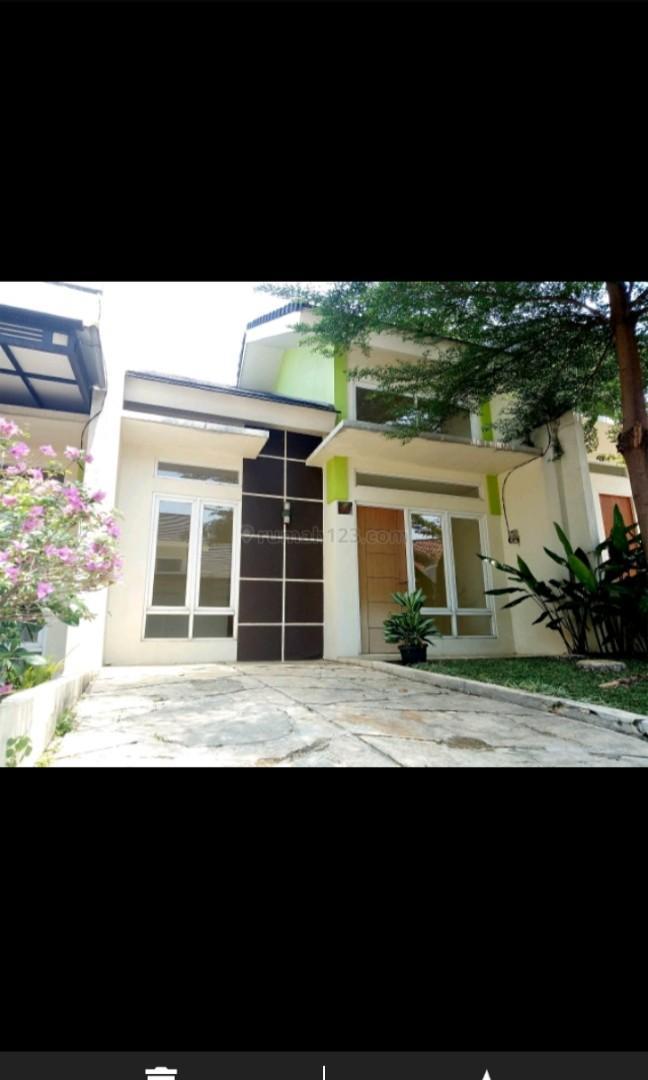 Rumah siap huni design modern cicilan DP murah banget free BPHTB KPR dll