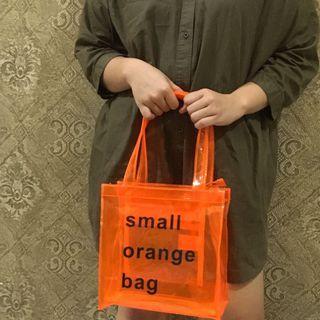 Tas transparant   PVC BAG   Tas Korea   Tas wanita