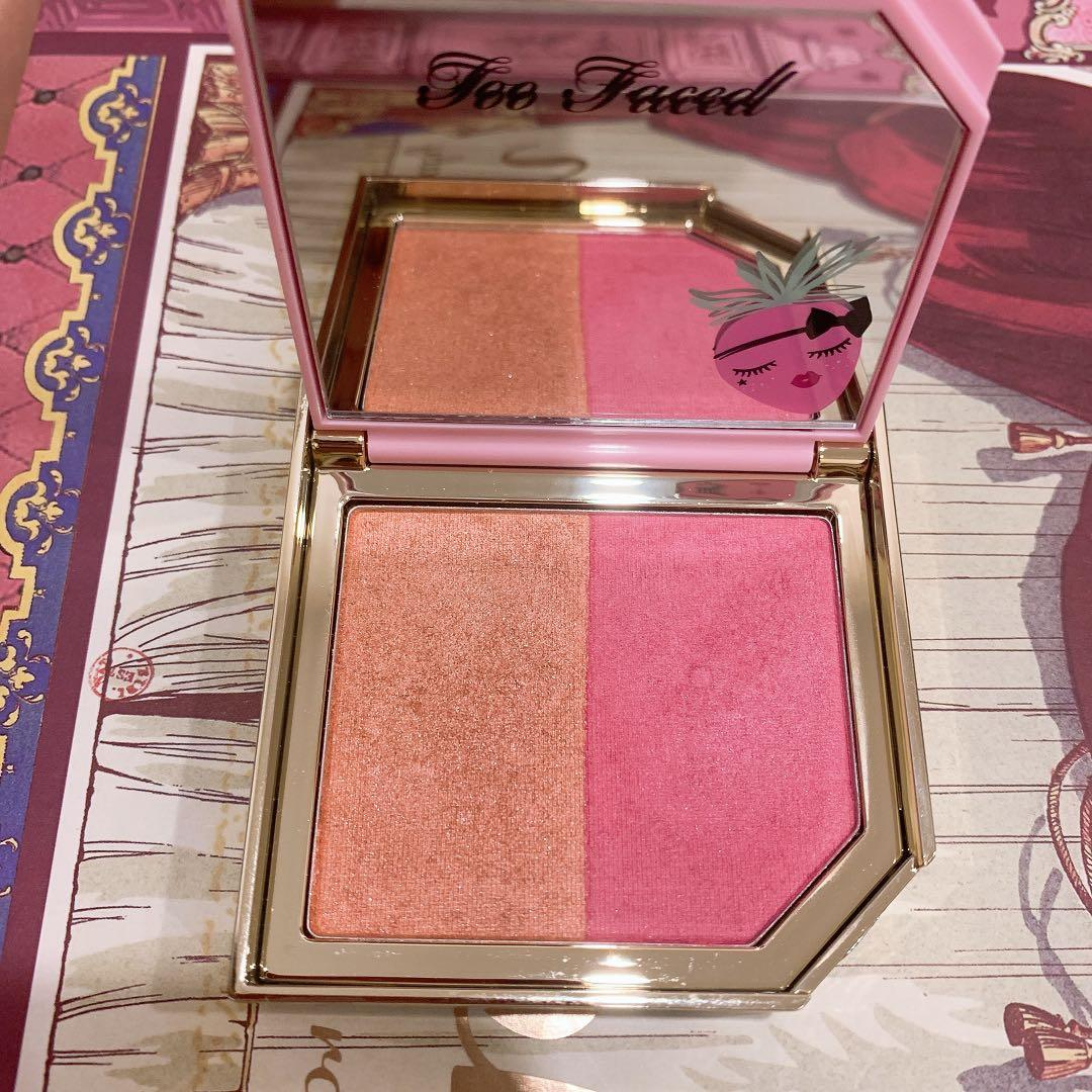 TOO FACED Fruit Cocktail Blush Duos