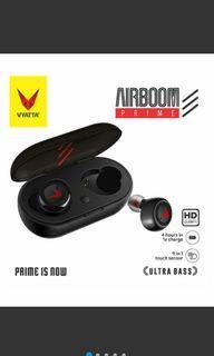 Vyatta airboom bluetooth headphone