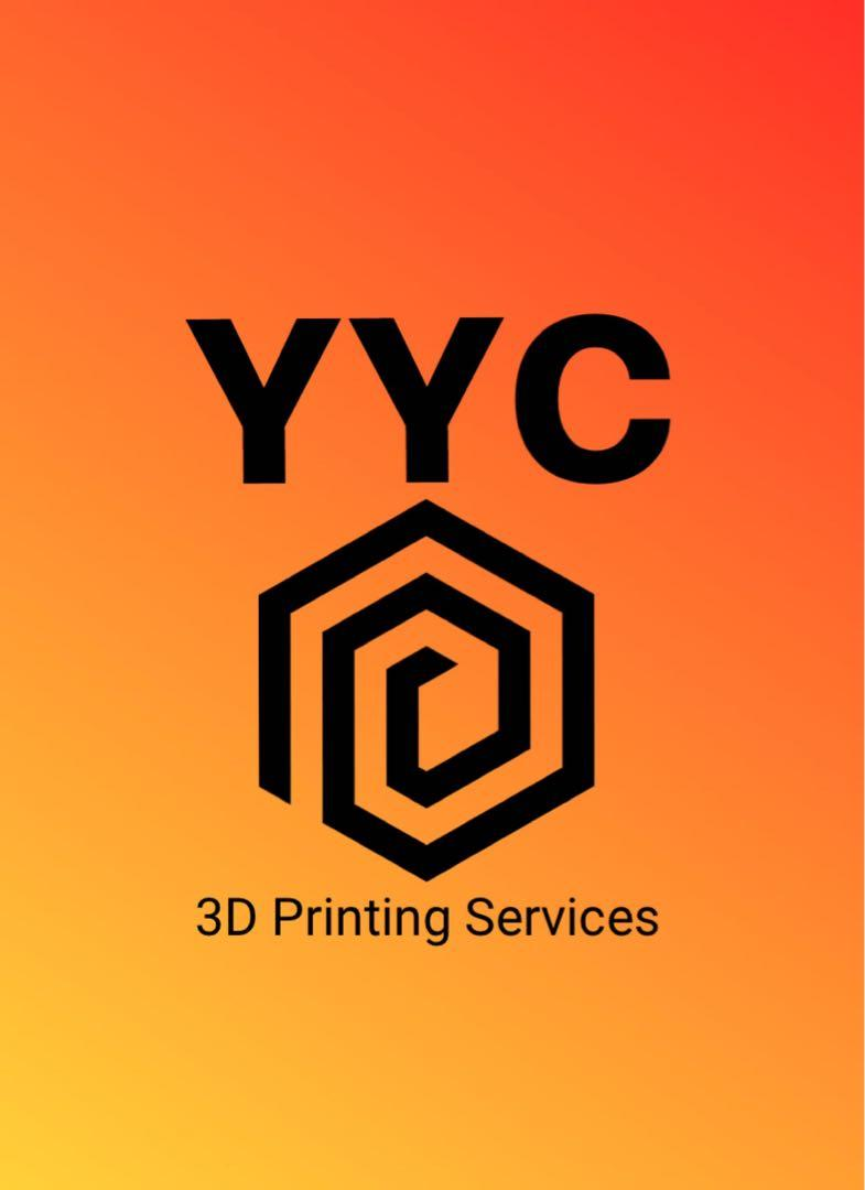 YYC Community 3D Printing and Rapid Prototyping