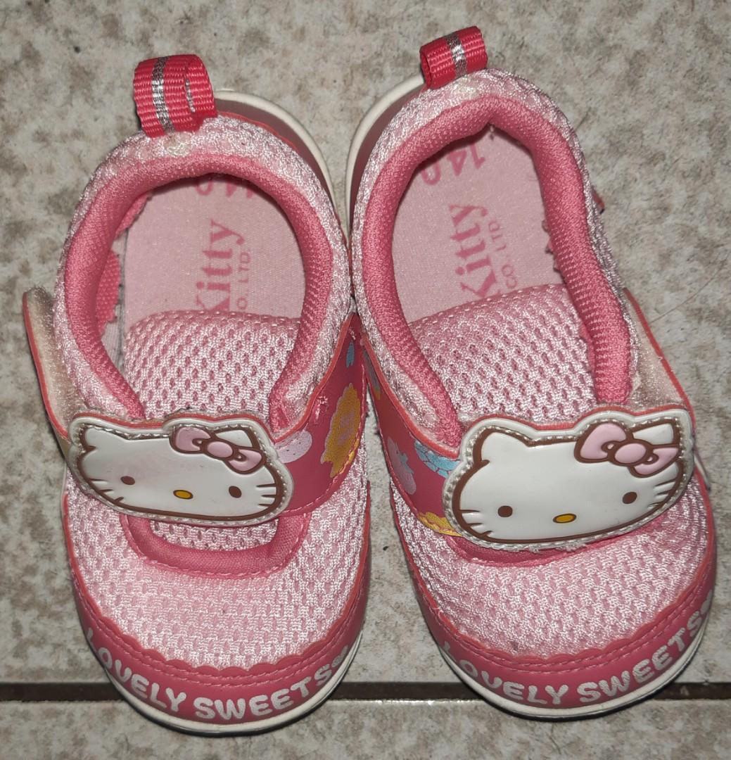 HelloKitty 凱蒂貓學步鞋14