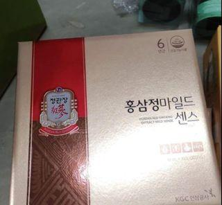 $450 韓國 正官庄 Korean Red Ginseng Extract Everytime