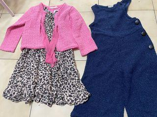 4T 女童衣服