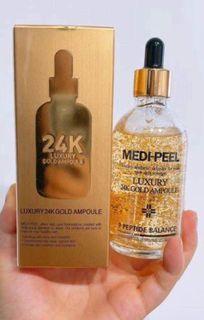 $85 韓國🇰🇷MEDI-PEEL 24K 納米黃金肌底液(100ml)