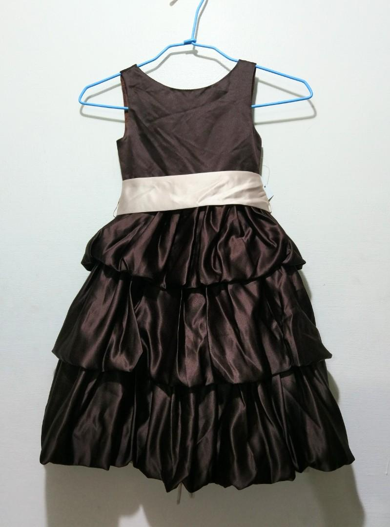 美國製女童小禮服洋裝