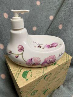 【三件免運】瓷器容器(浴室/廚房)