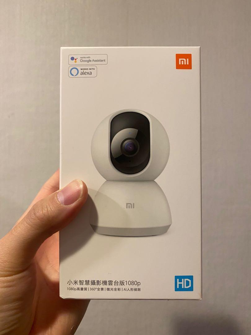 米家小米攝影機 雲台版  高清1080P