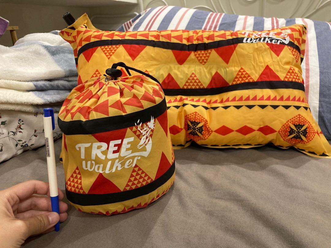 露營充氣枕頭一對 #露營#輕便