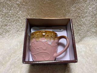 #全新 造型咖啡杯 附小湯匙