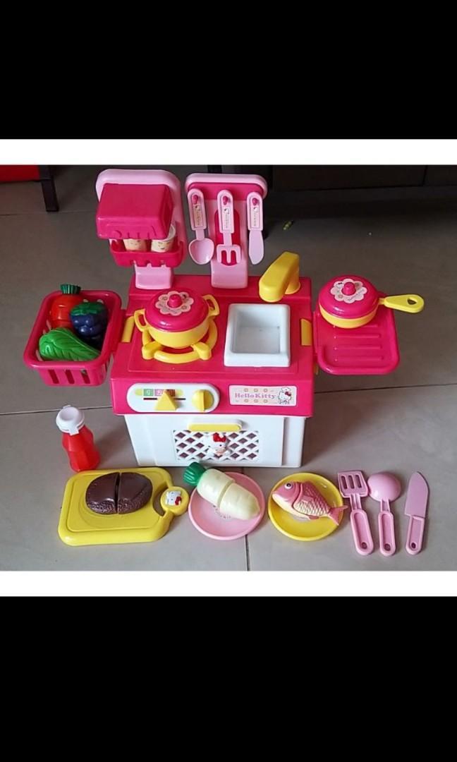 煮飯切切樂 家家酒 餐具 玩具