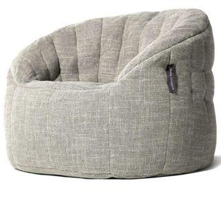✅ Ambient Lounge Butterfly Grey & Versa Table / Pouf