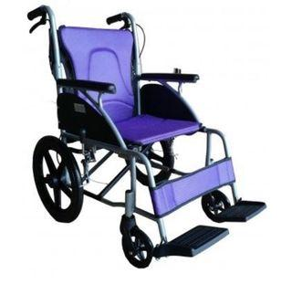 富士康機械式輪椅 (FZK3500鋁製輪椅-小輪折背)