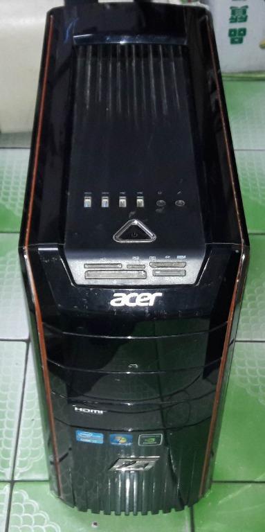 Acer Predator G3620 三代 i7-3770 四核 16GB / 獨顯主機