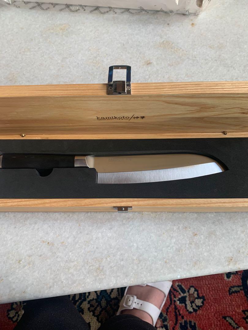 Authentic Japanese knife