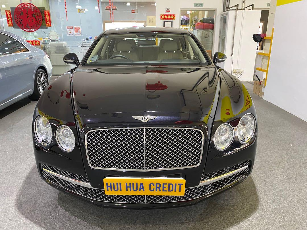 Bentley Continental 6.0 Flying Spur (A)