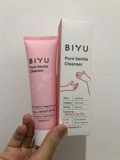 Biyu pure gentle cleanser