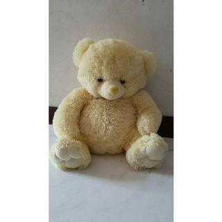 Boneka Beruang Preloved
