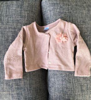 Crib couture blazer