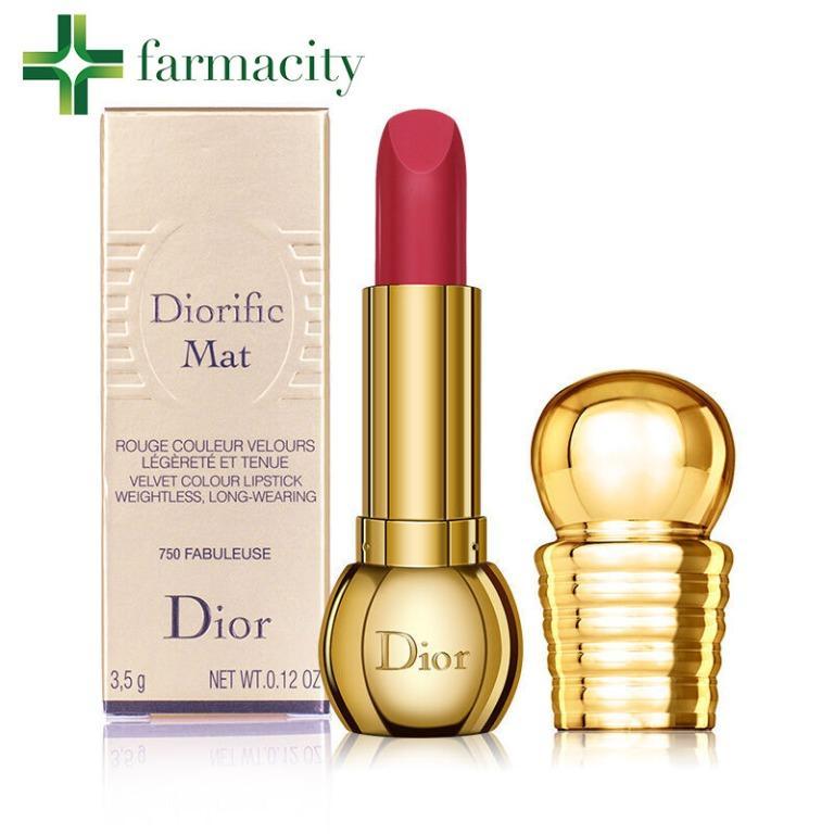 Dior Matte Limited Edition Lipstick on Sale!