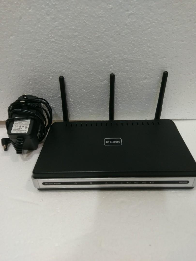 D-LINK DIR-635 WIRELESS ROUTER無線網路分享器
