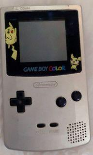 Game boy color 寶可夢聯名