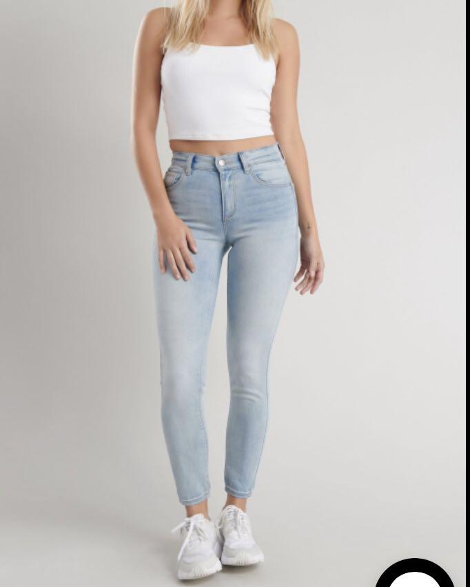 Garage jeggings skinny jeans