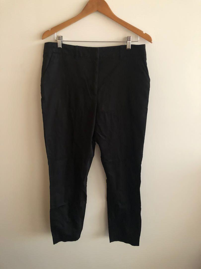 Glassons Black Business Casual Pant Flattering Fit