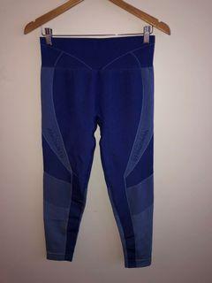 GYMSHARK Cobolt Blue Leggings Size L